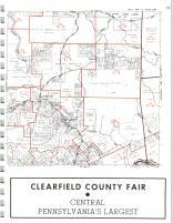 Map Image 011, Clearfield County 1973